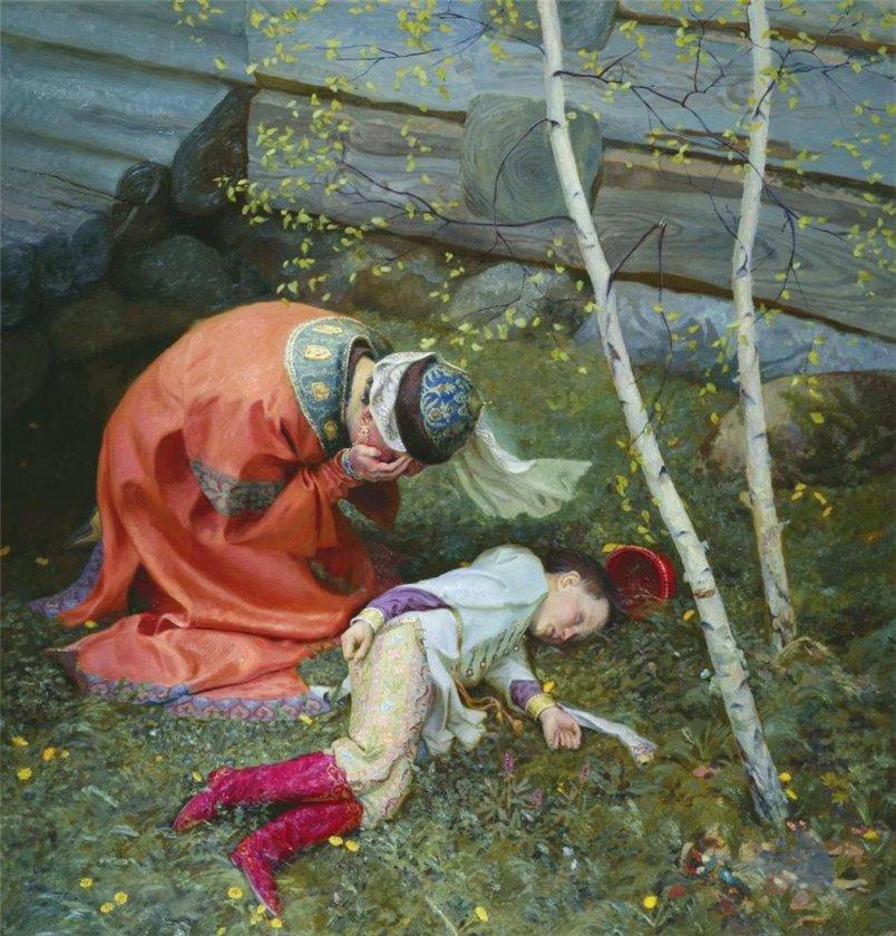 лжедмитрий 1 был только испечен в польской печке а заквашен в москве сочинение