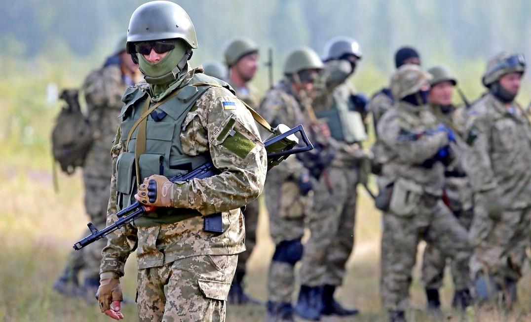 Украина поднялась в глобальном рейтинге милитаризации на 15 место