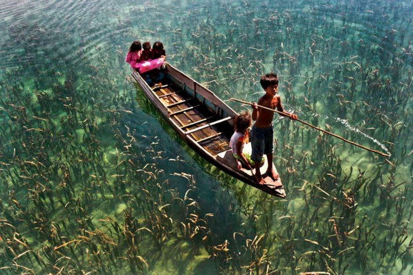 Фотографии, на которых реальность граничит с иллюзией