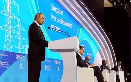 Путин ответил на вопрос об участии в выборах президента 2018