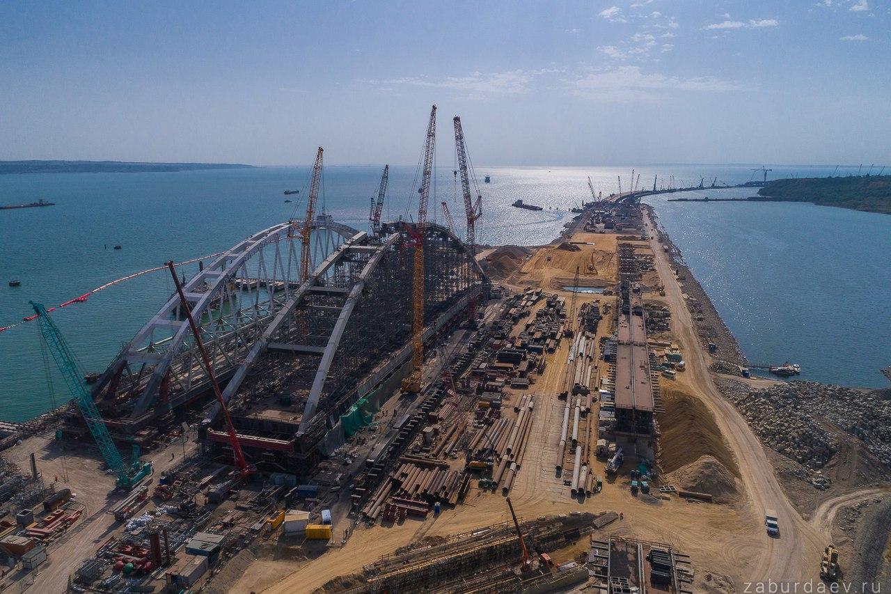 строительство моста в крым сегодня фото вариант подходит для